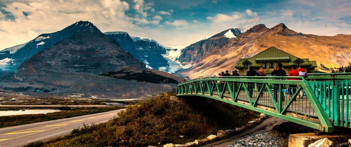加拿大哥伦比亚冰川,难忘的一段旅程_图1-12