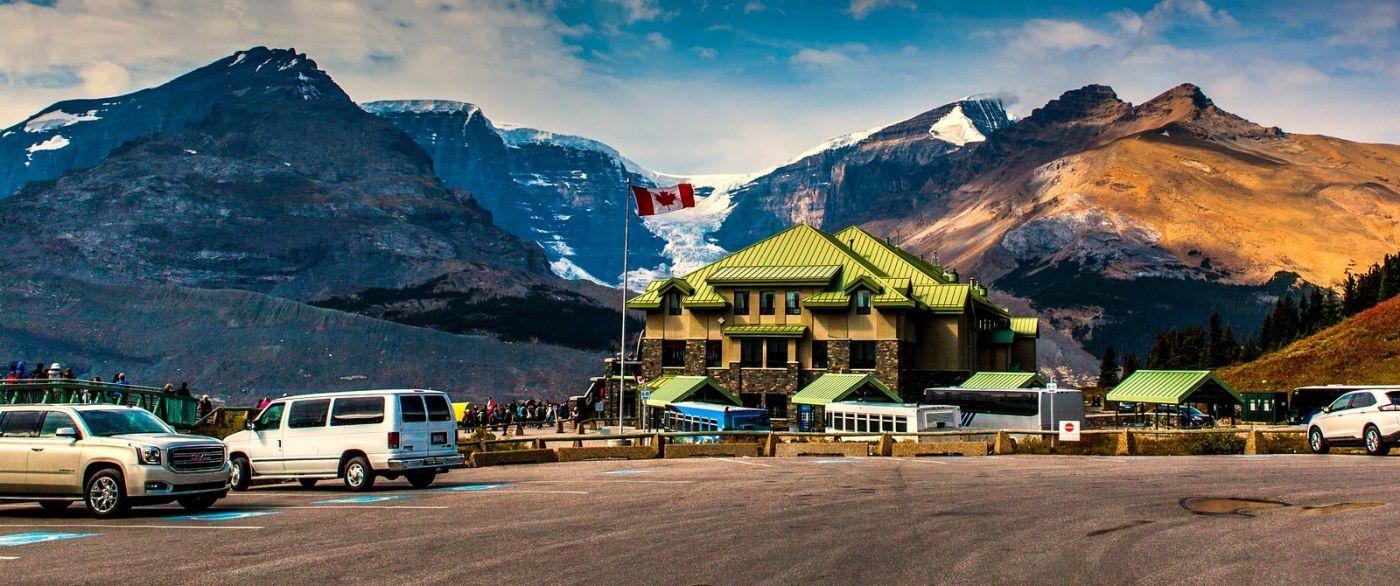加拿大哥伦比亚冰川,难忘的一段旅程_图1-11