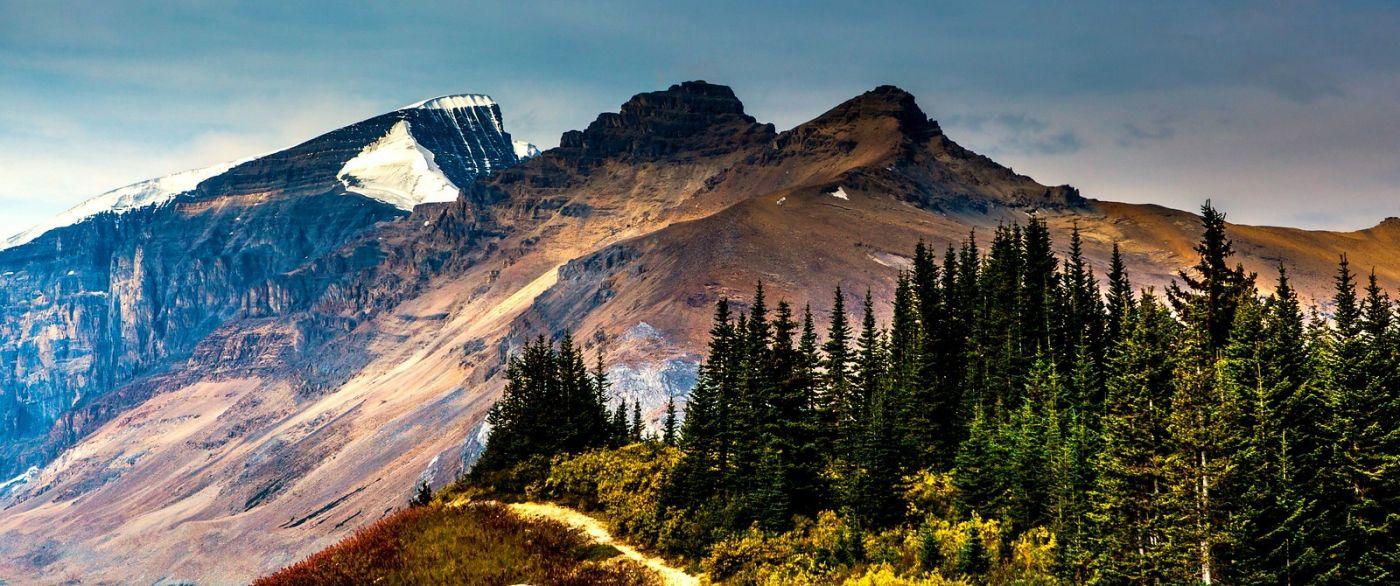 加拿大哥伦比亚冰川,难忘的一段旅程_图1-5