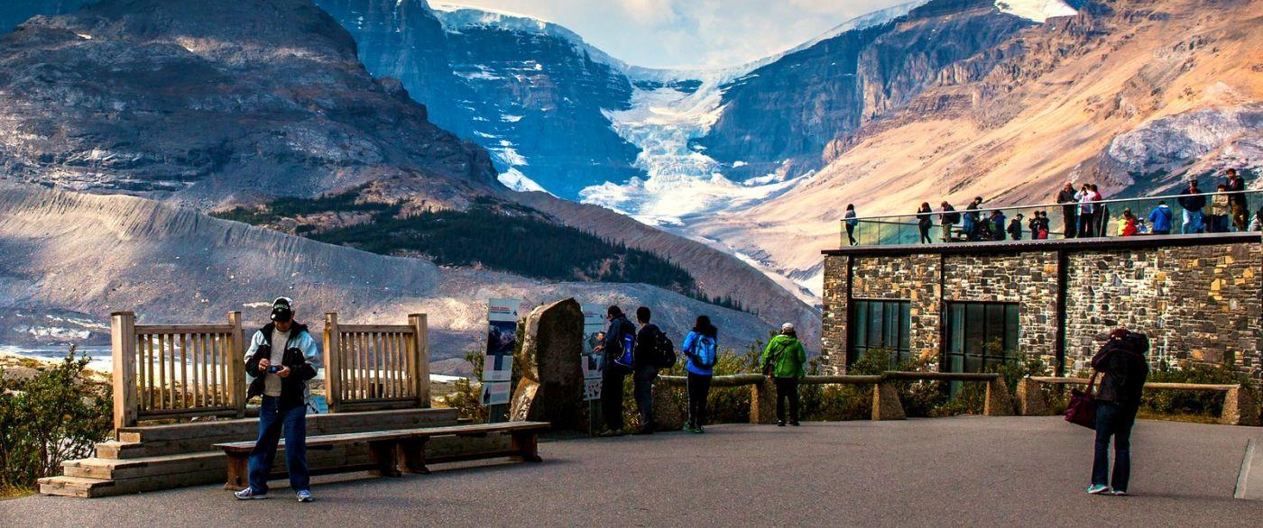 加拿大哥伦比亚冰川,难忘的一段旅程_图1-7