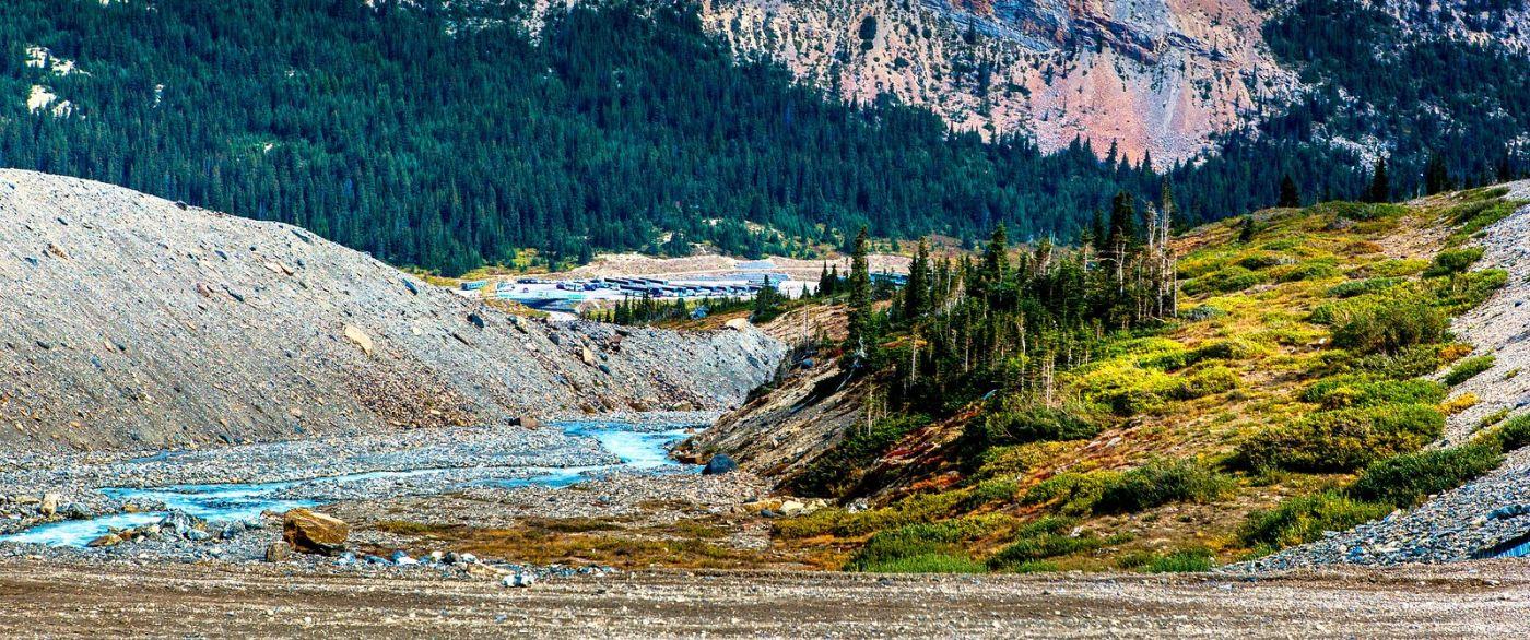 加拿大哥伦比亚冰川,难忘的一段旅程_图1-8