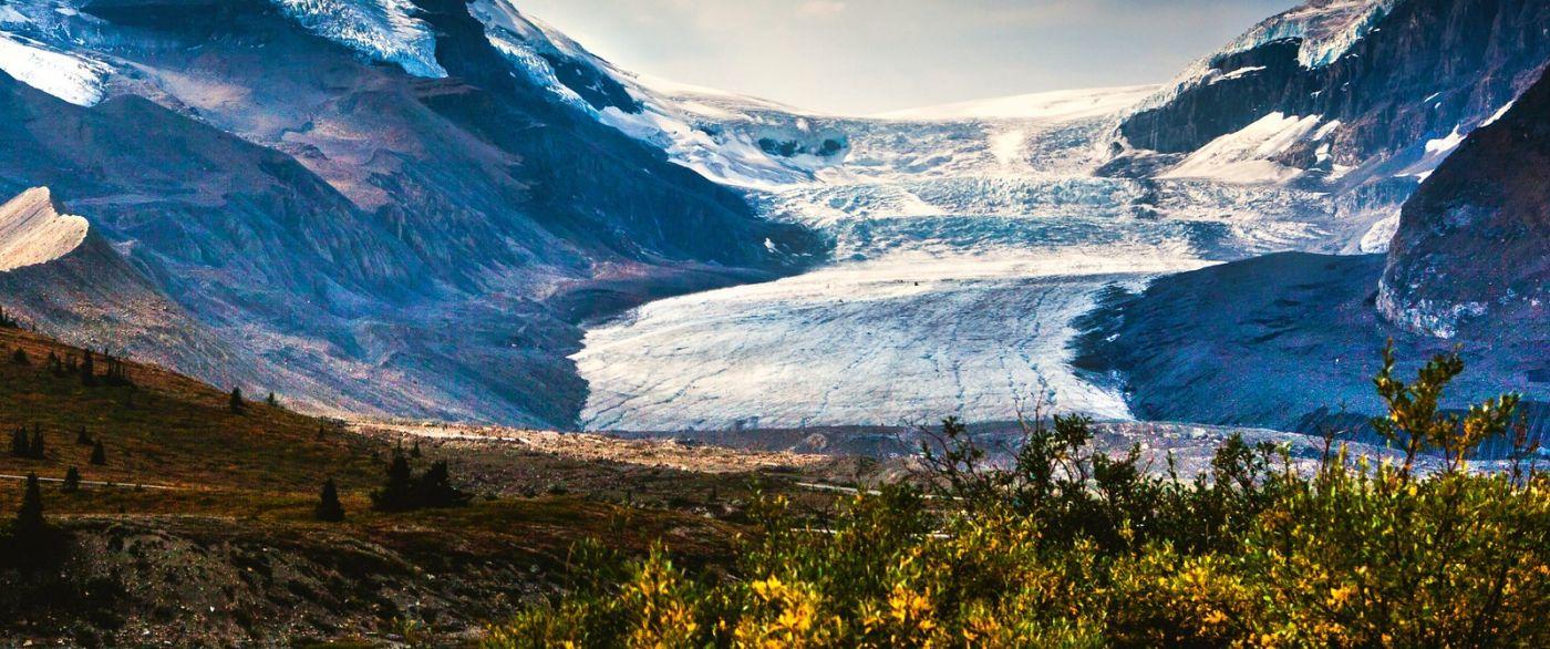 加拿大哥伦比亚冰川,难忘的一段旅程_图1-4