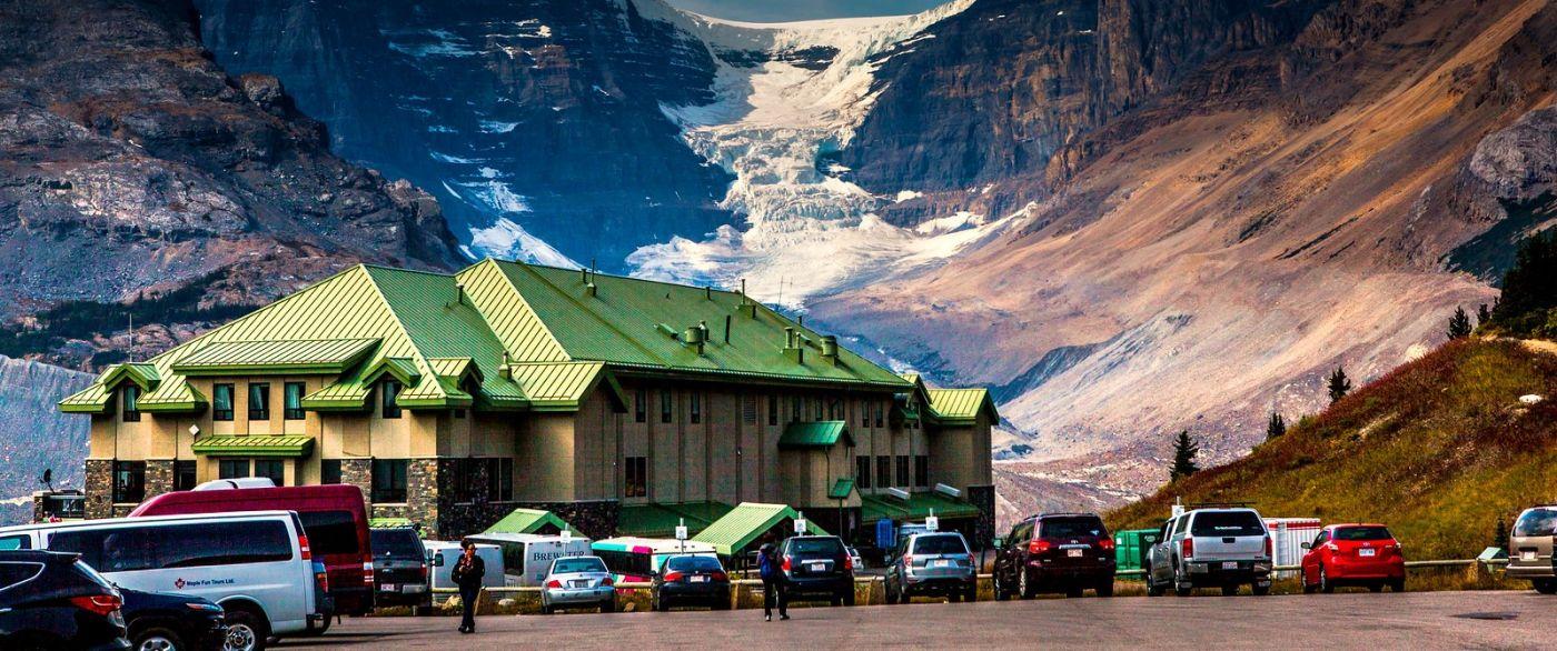 加拿大哥伦比亚冰川,难忘的一段旅程_图1-28