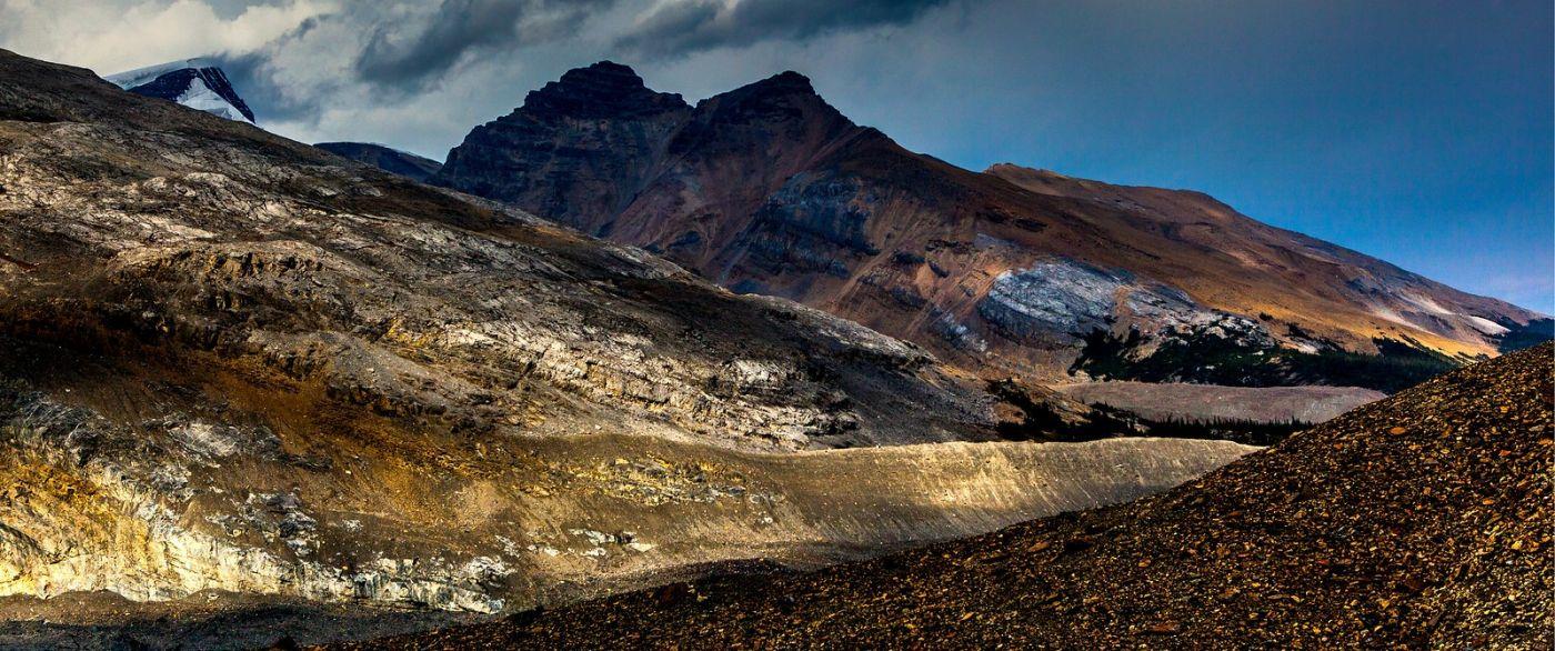 加拿大哥伦比亚冰川,难忘的一段旅程_图1-27