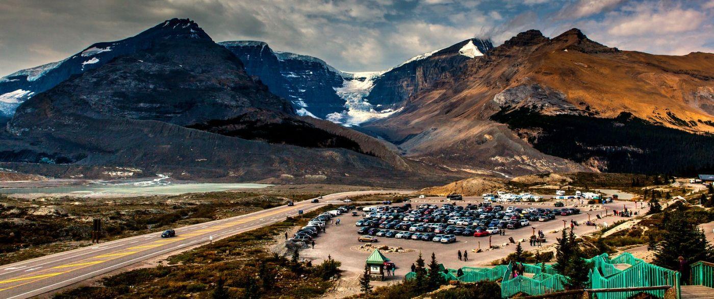 加拿大哥伦比亚冰川,难忘的一段旅程_图1-26