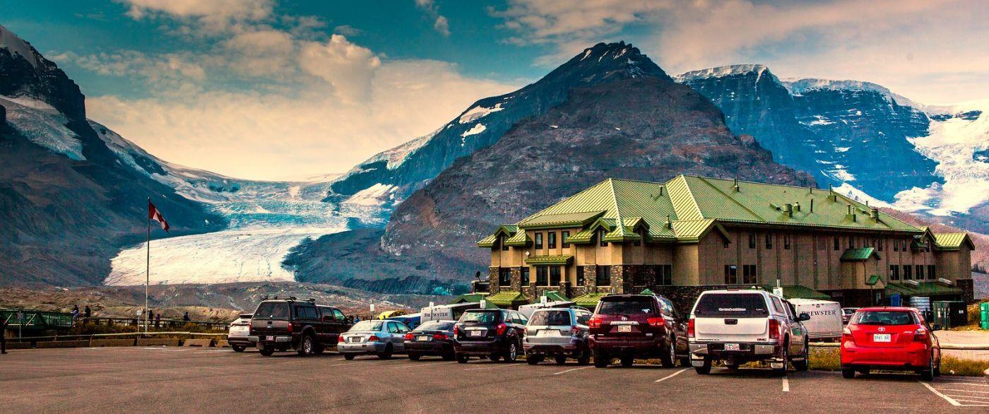 加拿大哥伦比亚冰川,难忘的一段旅程_图1-36