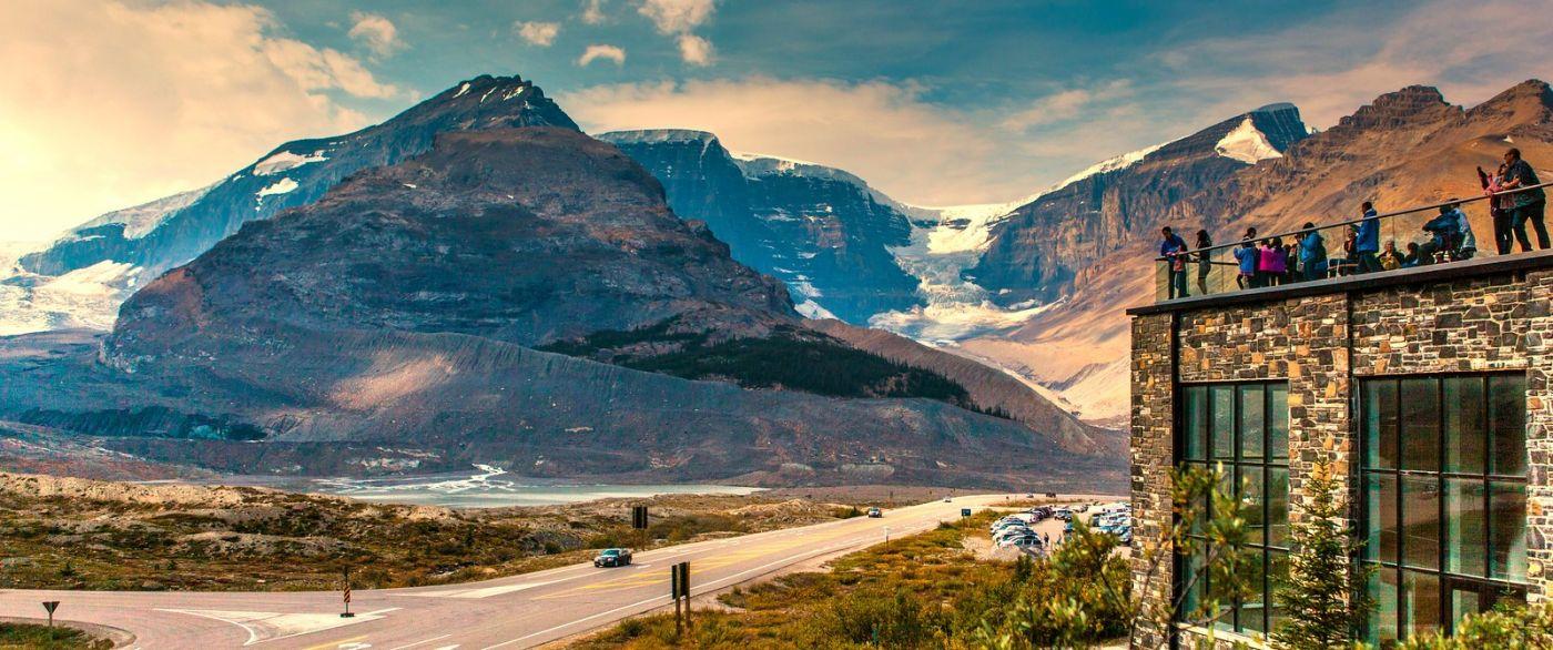 加拿大哥伦比亚冰川,难忘的一段旅程_图1-35