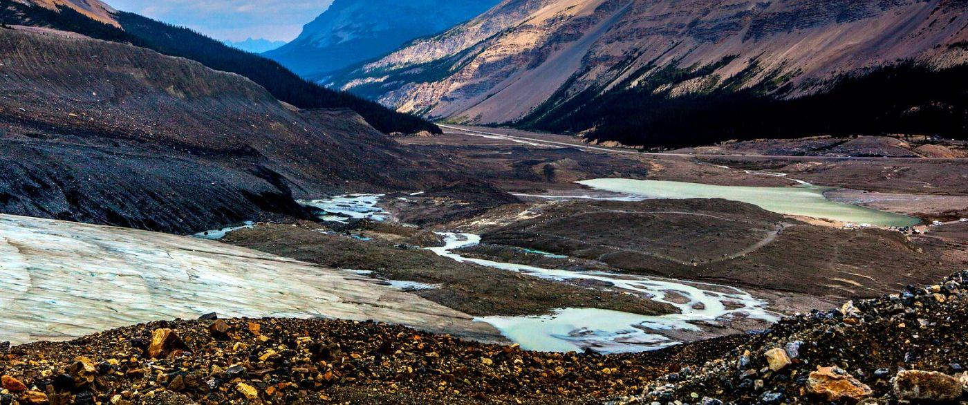 加拿大哥伦比亚冰川,难忘的一段旅程_图1-34