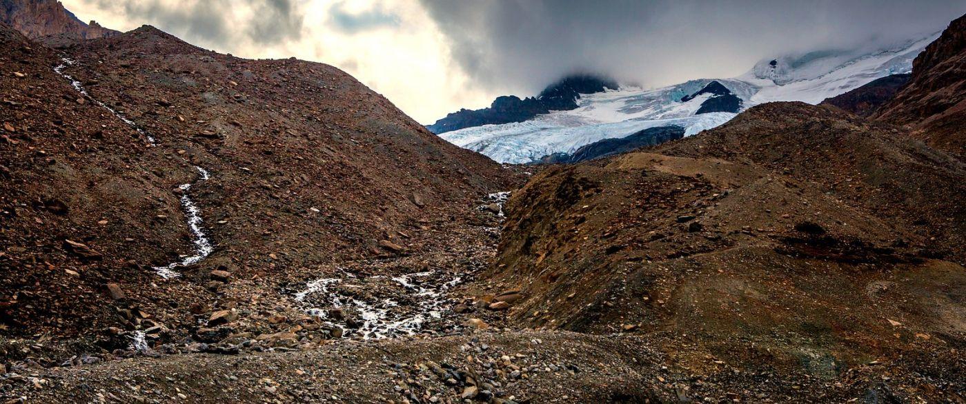 加拿大哥伦比亚冰川,难忘的一段旅程_图1-33