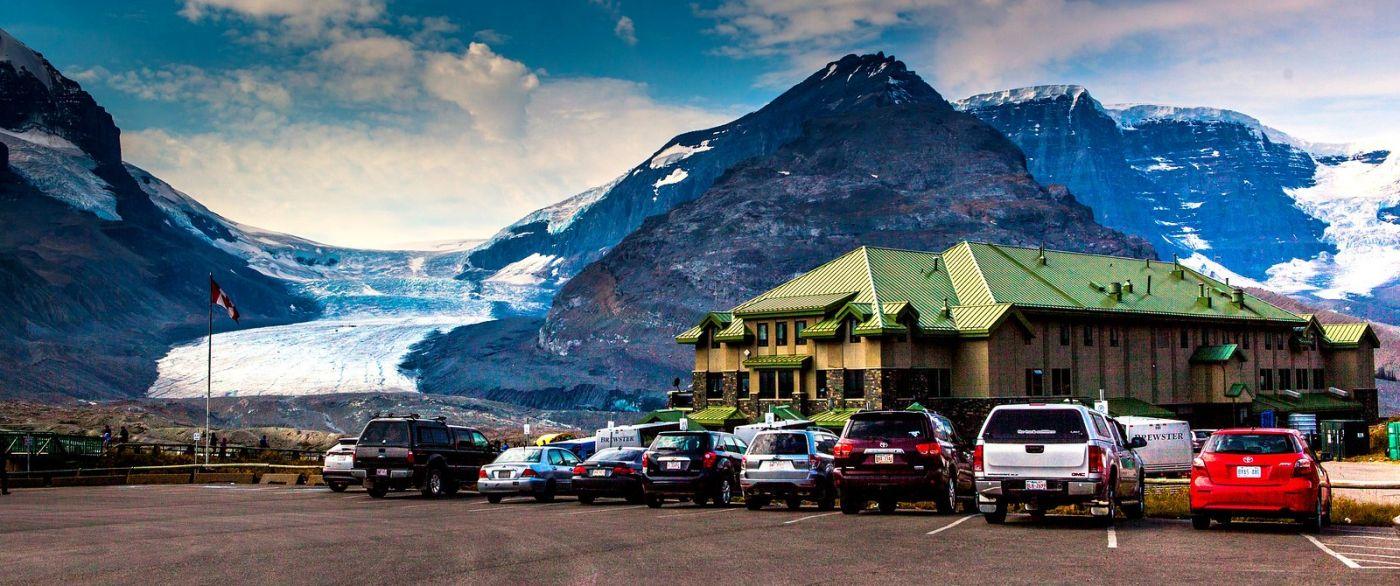 加拿大哥伦比亚冰川,难忘的一段旅程_图1-37
