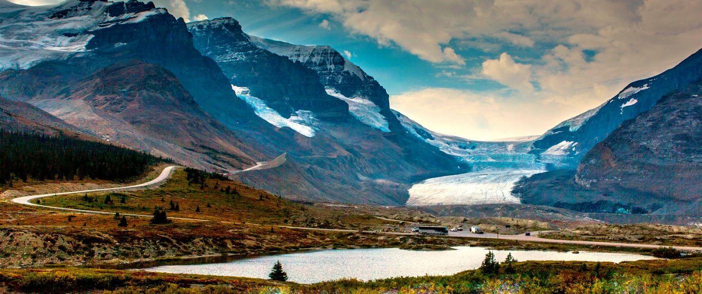 加拿大哥伦比亚冰川,难忘的一段旅程_图1-38