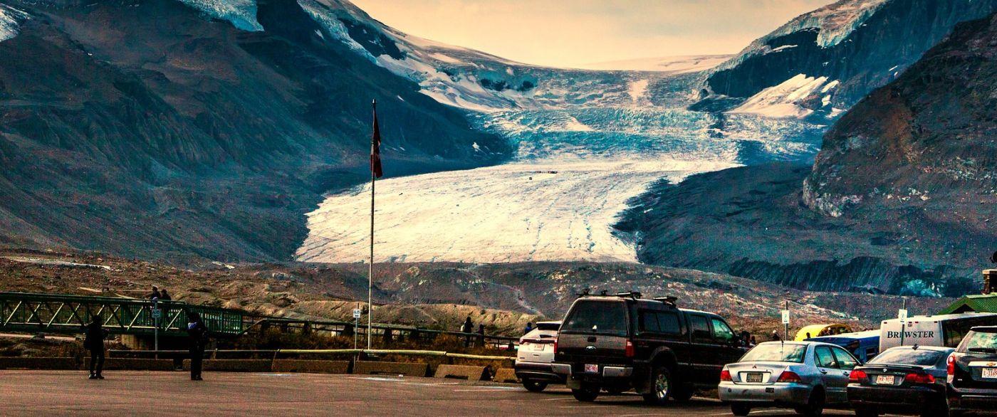 加拿大哥伦比亚冰川,难忘的一段旅程_图1-39