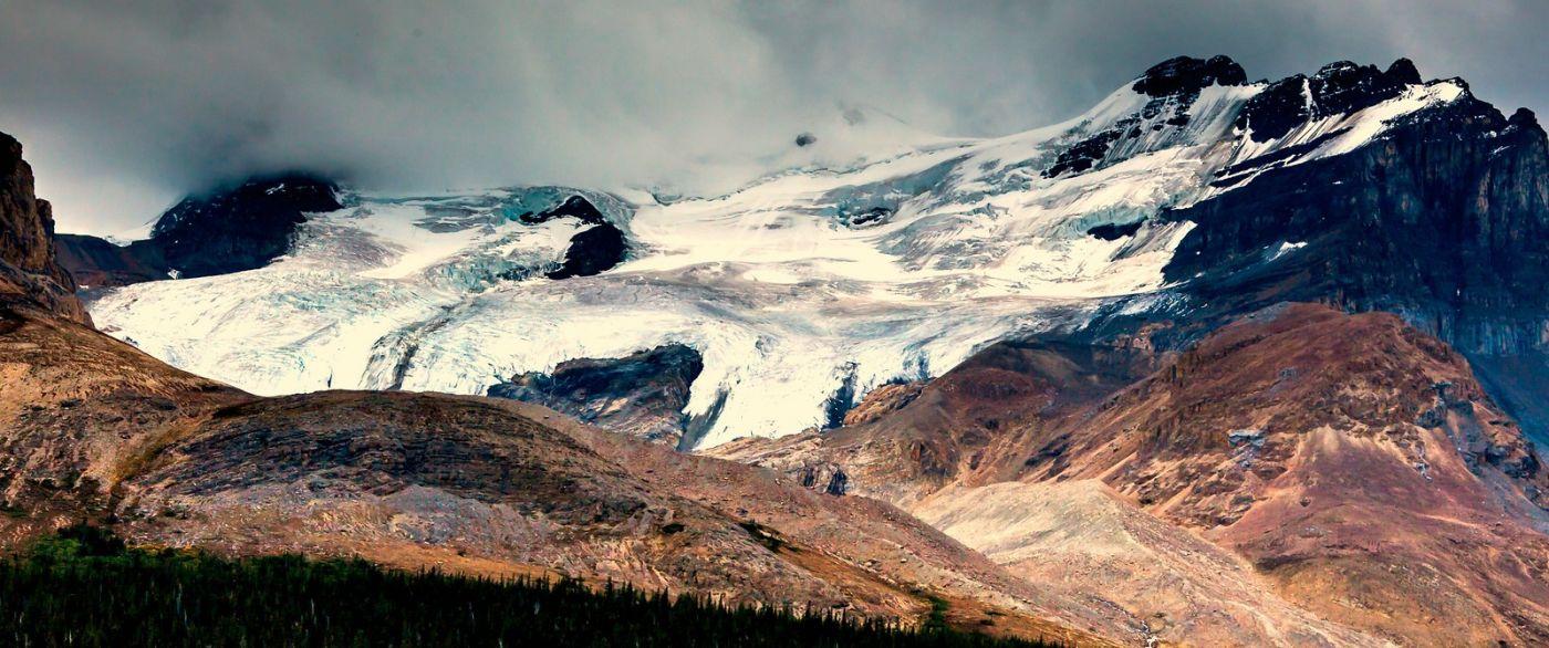 加拿大哥伦比亚冰川,难忘的一段旅程_图1-40