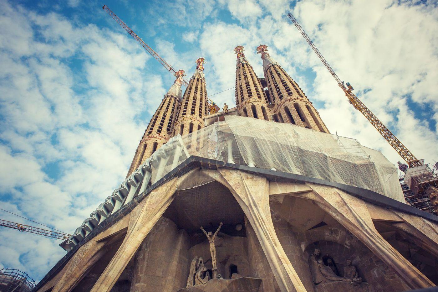 西班牙圣家堂(Sagrada Família), 上帝建筑师-高第的作品_图1-15