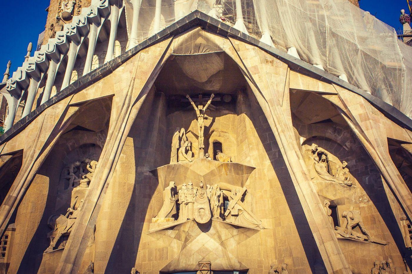 西班牙圣家堂(Sagrada Família), 上帝建筑师-高第的作品_图1-19