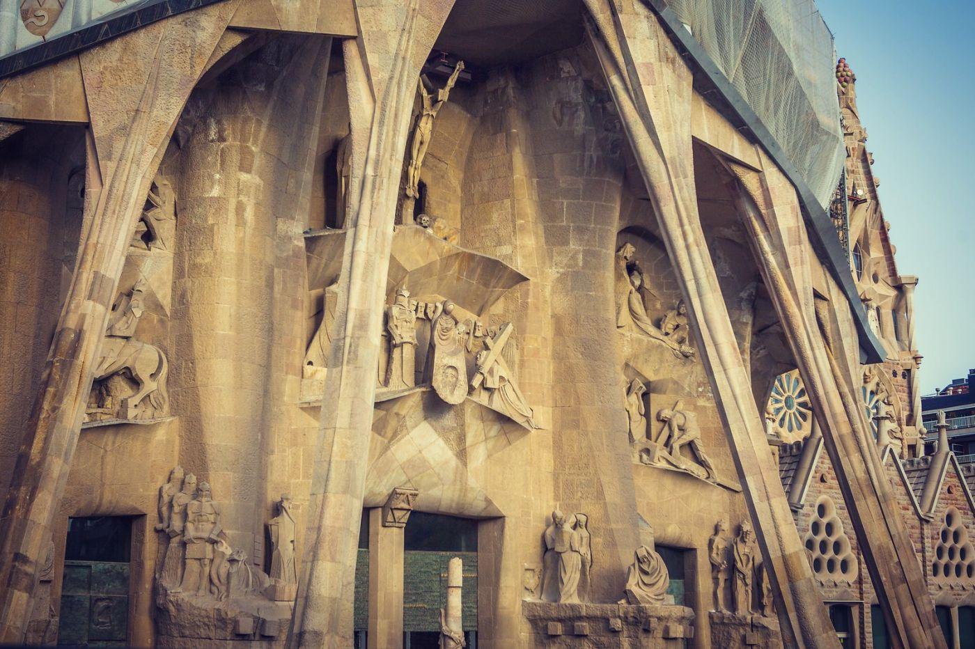 西班牙圣家堂(Sagrada Família), 上帝建筑师-高第的作品_图1-26