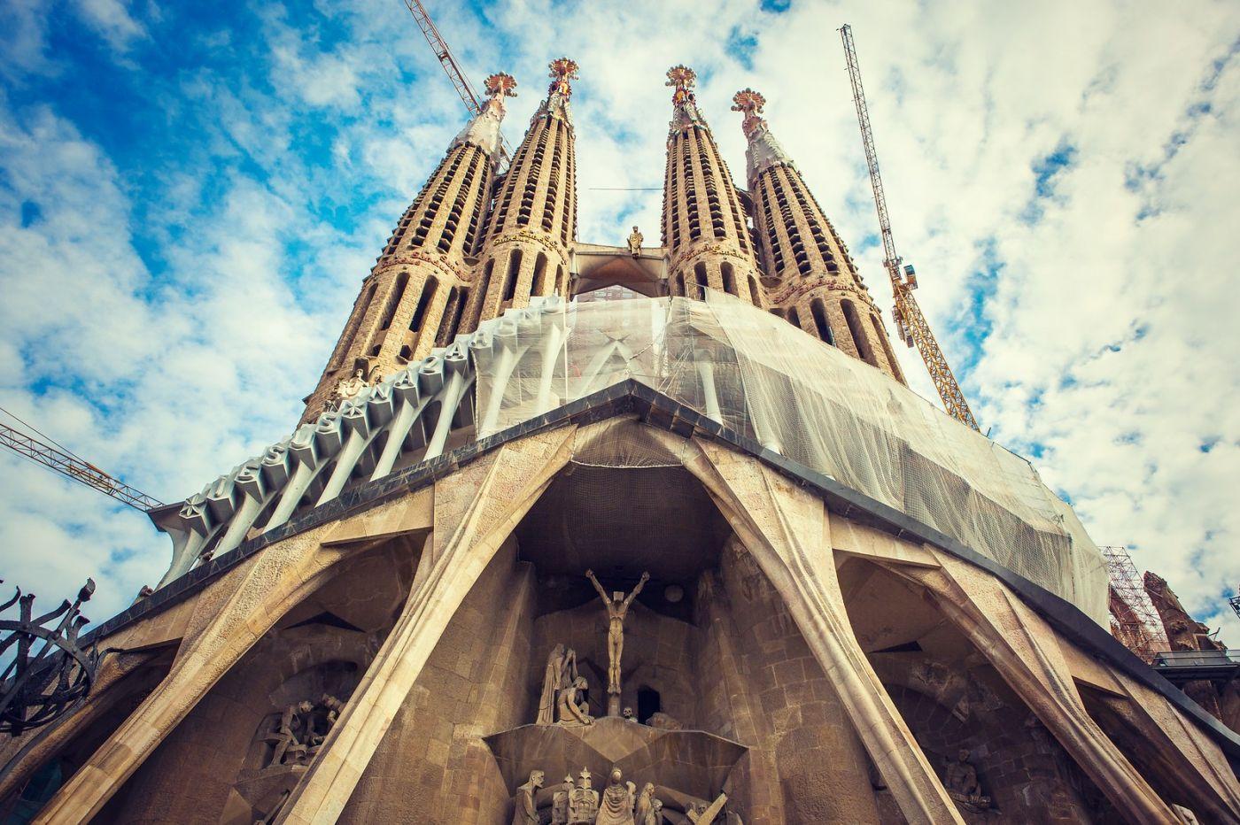 西班牙圣家堂(Sagrada Família), 上帝建筑师-高第的作品_图1-30