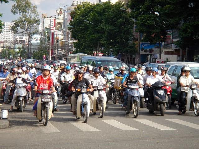 行走越南今日的西贡_图1-3