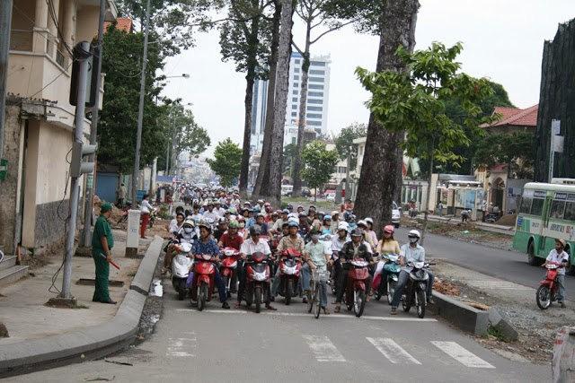 行走越南今日的西贡_图1-4