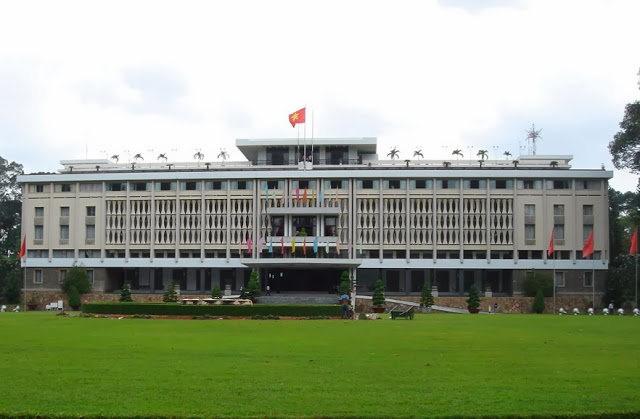 行走越南今日的西贡_图1-5