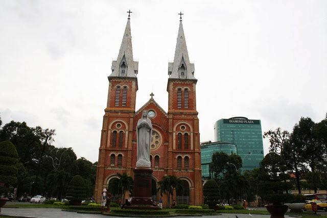 行走越南今日的西贡_图1-7