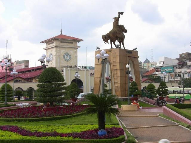 行走越南今日的西贡_图1-27