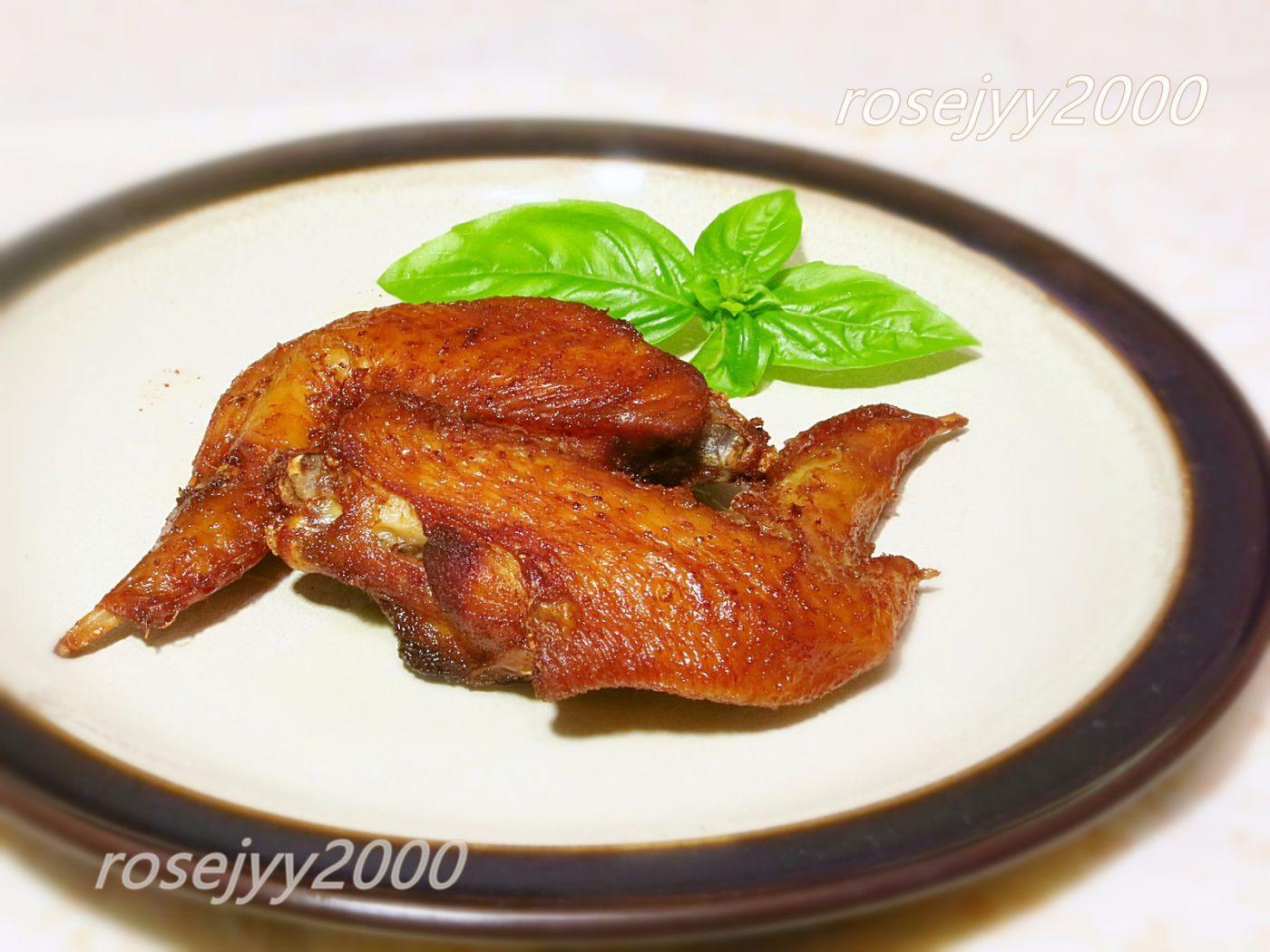 新奥尔良味炸鸡翅_图1-1