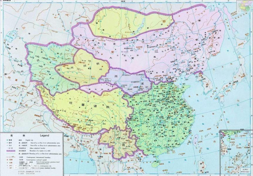 中国古代的辽国和金国,是现在的什么地方?说出来你都不相信 ..._图1-4