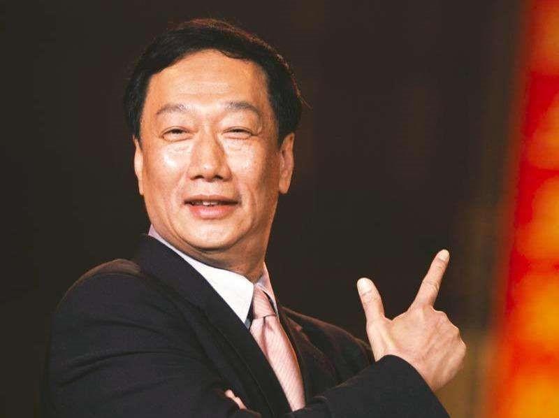 高娓娓:郭台铭宣布投入台湾地区领导人选举,几个细节值得玩味 ..._图1-1