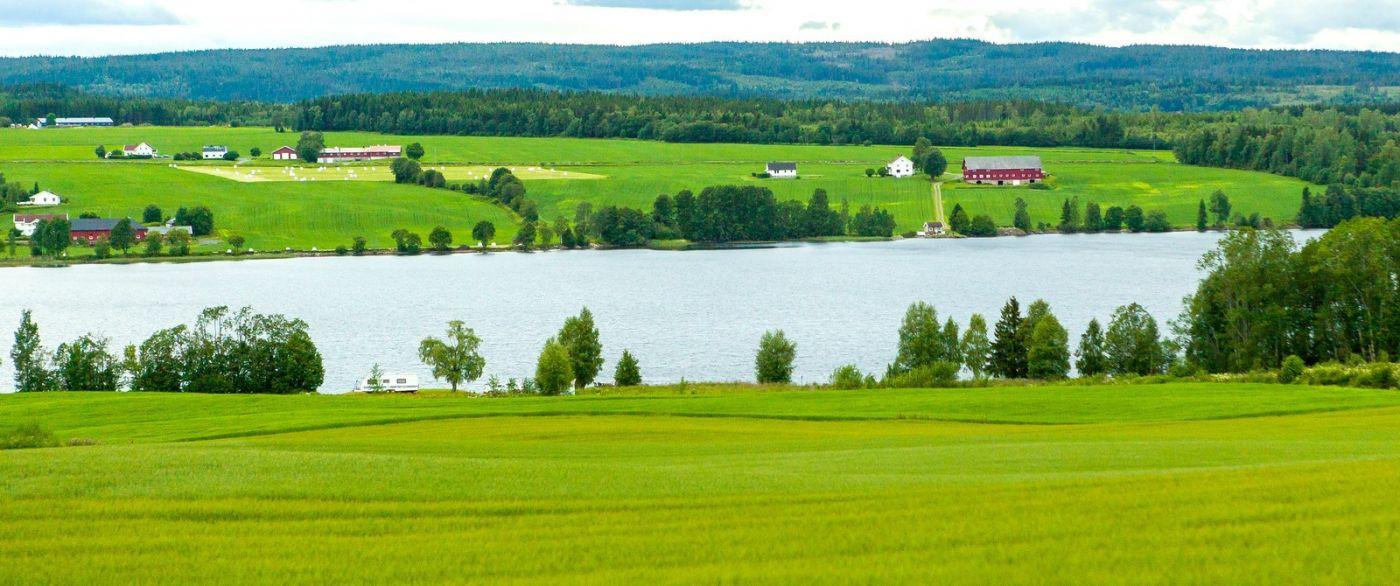 北欧风光,依山傍水美如画_图1-12