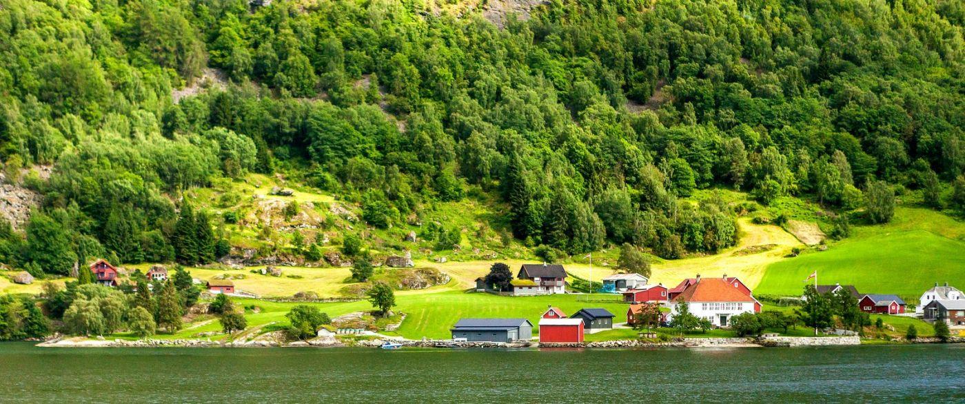 北欧风光,依山傍水美如画_图1-10