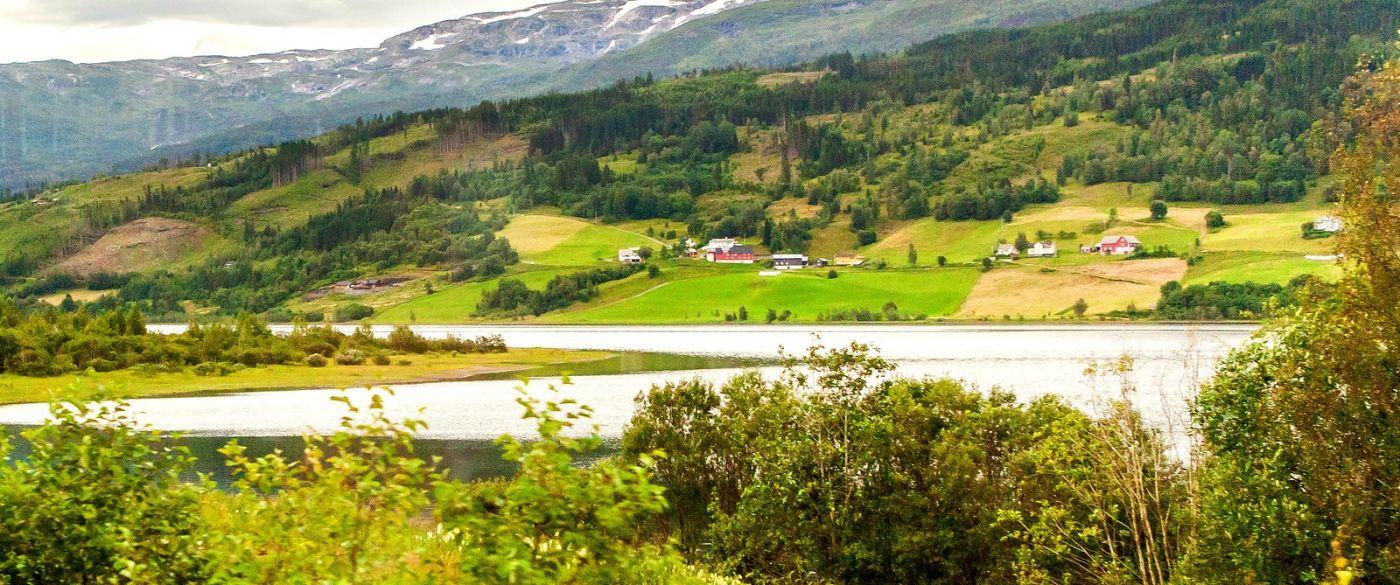 北欧风光,依山傍水美如画_图1-20