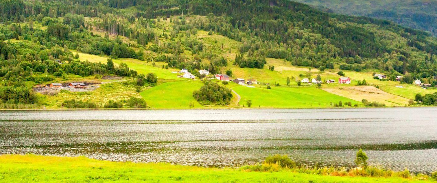 北欧风光,依山傍水美如画_图1-21