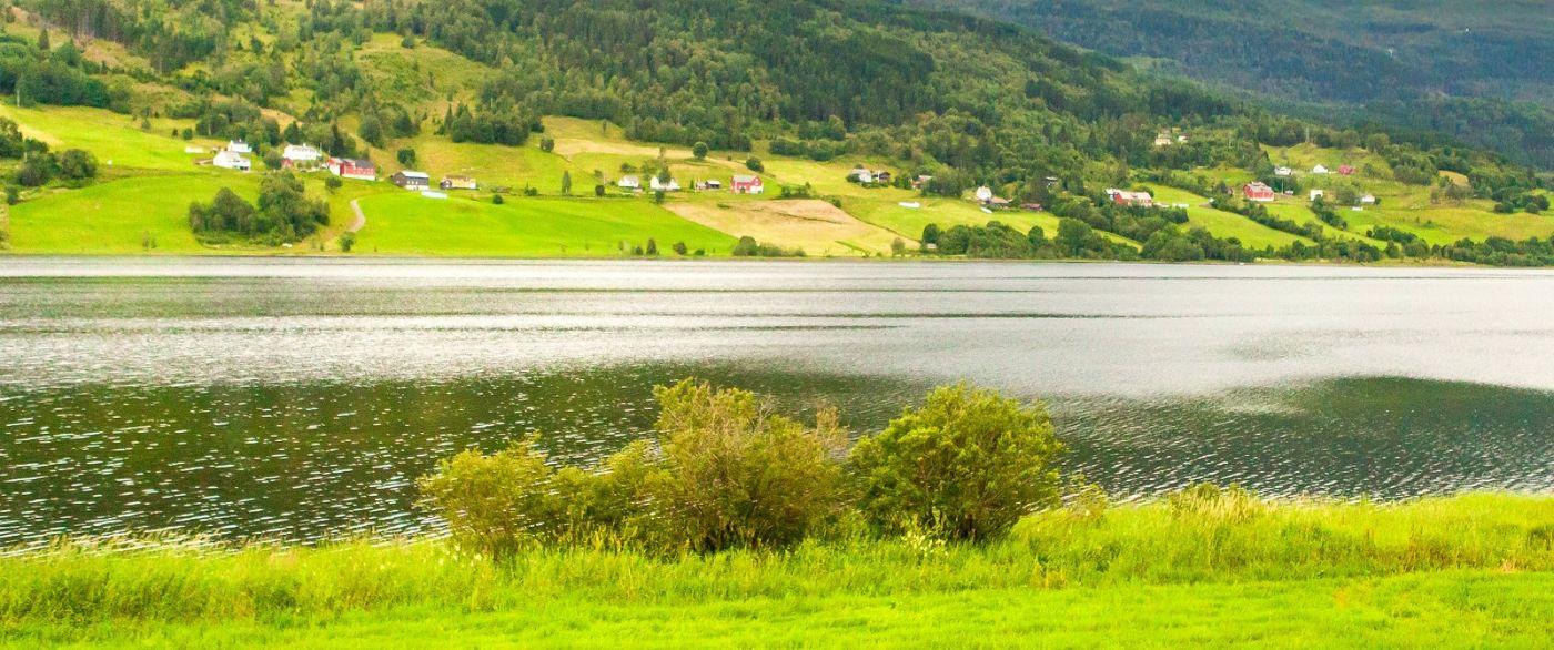 北欧风光,依山傍水美如画_图1-29