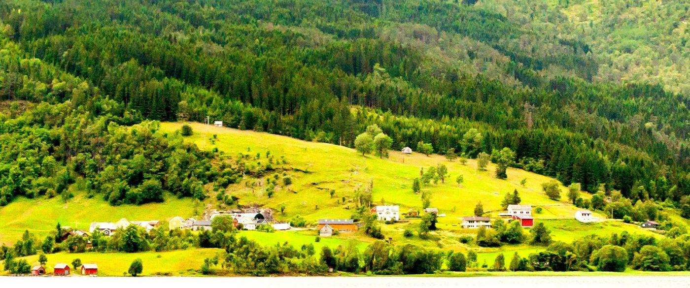 北欧风光,依山傍水美如画_图1-34