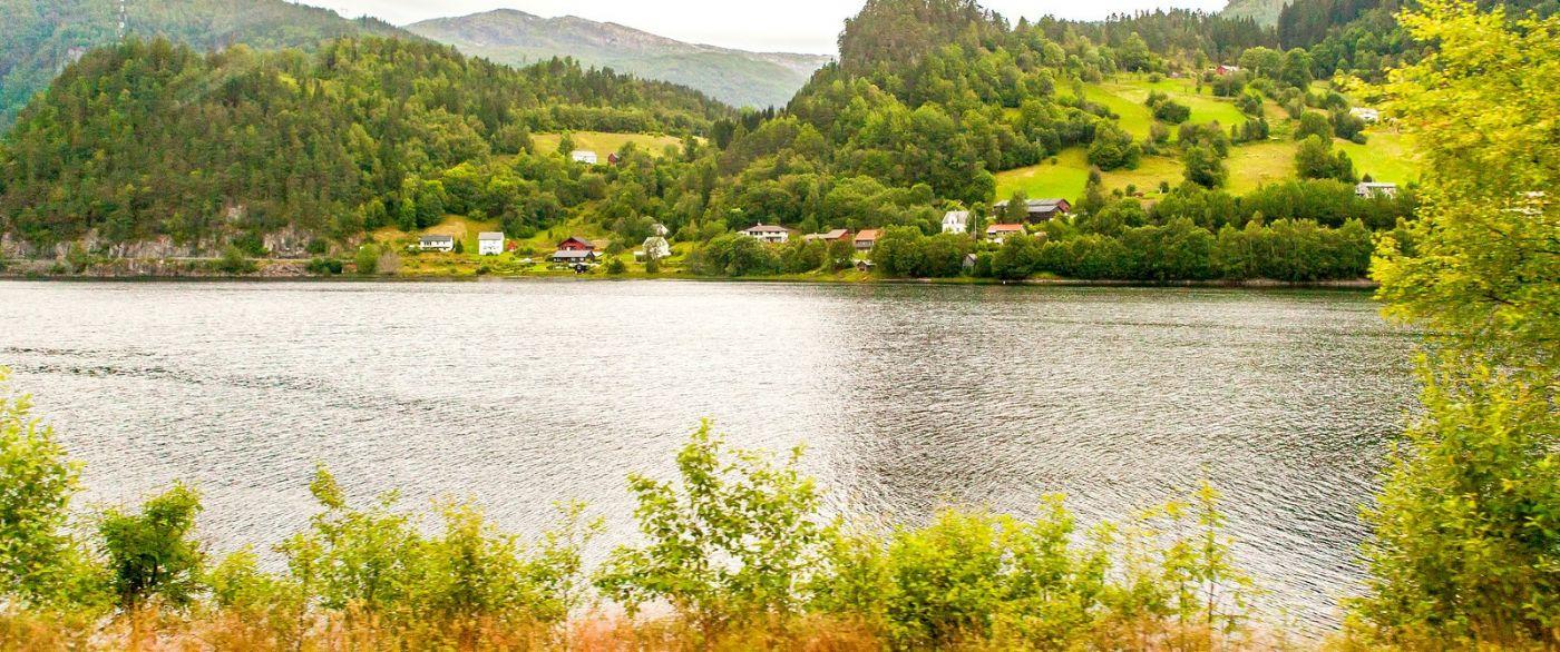 北欧风光,依山傍水美如画_图1-33
