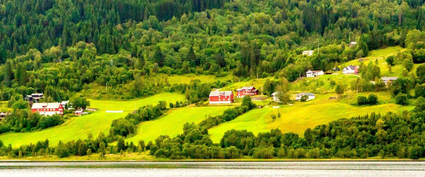北欧风光,依山傍水美如画_图1-37