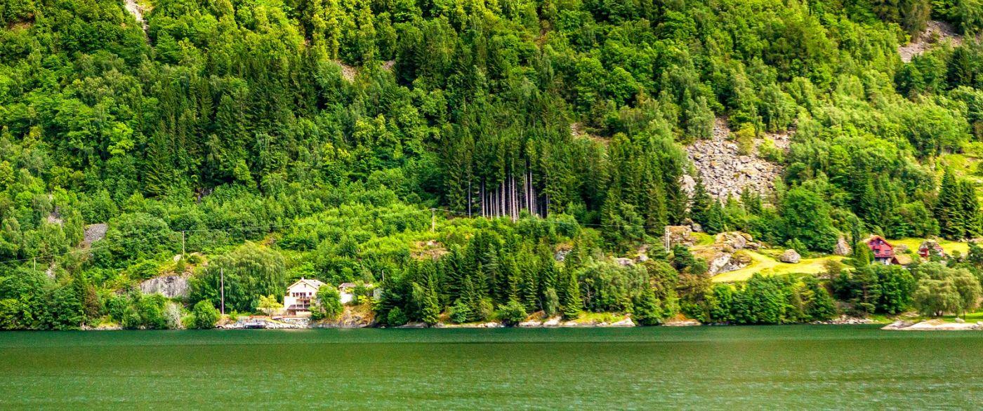 北欧风光,依山傍水美如画_图1-39