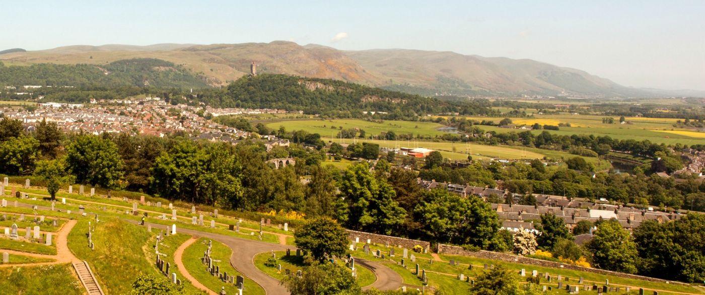 苏格兰斯特灵城堡,城内城外_图1-11