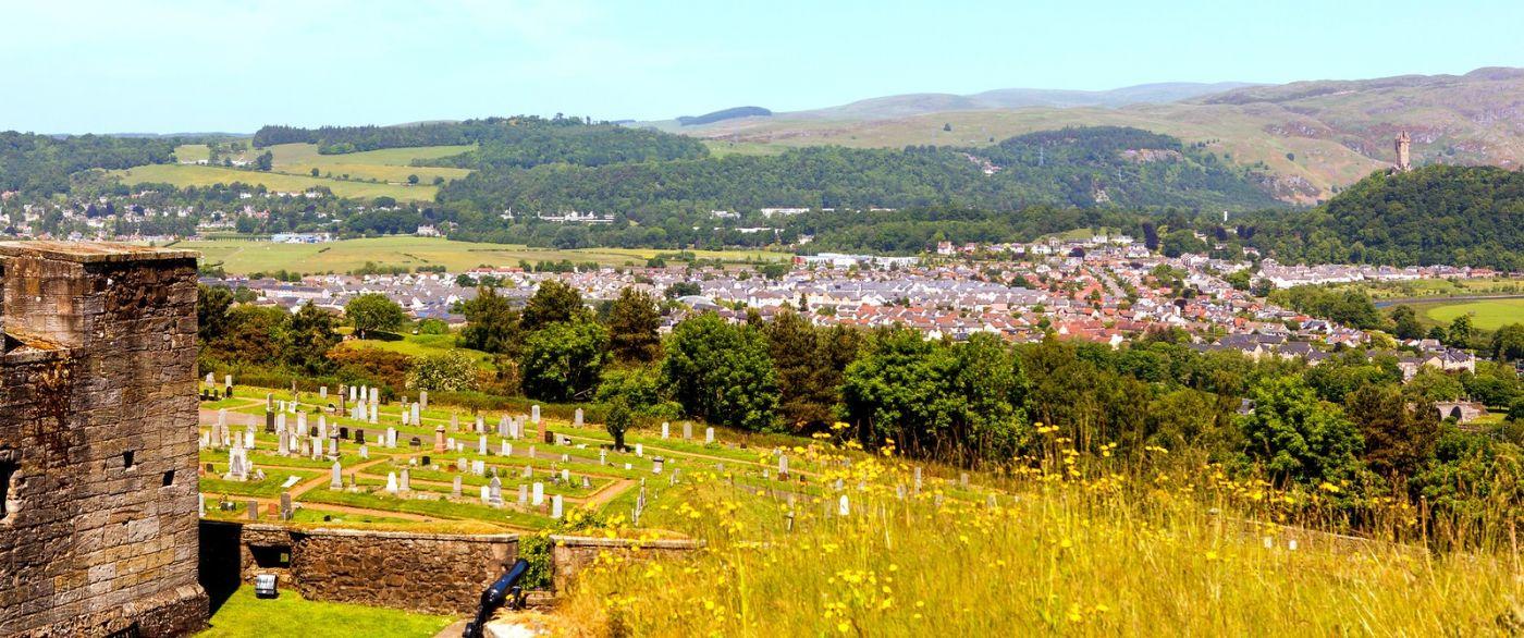苏格兰斯特灵城堡,城内城外_图1-6