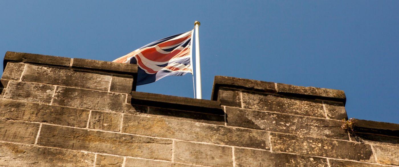 苏格兰斯特灵城堡,城内城外_图1-3