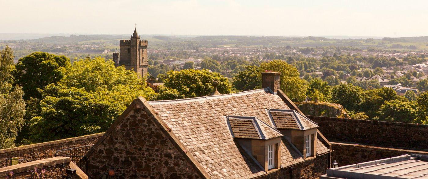 苏格兰斯特灵城堡,城内城外_图1-15