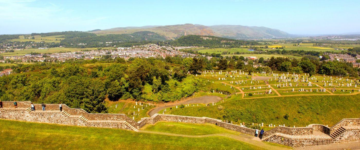 苏格兰斯特灵城堡,城内城外_图1-14