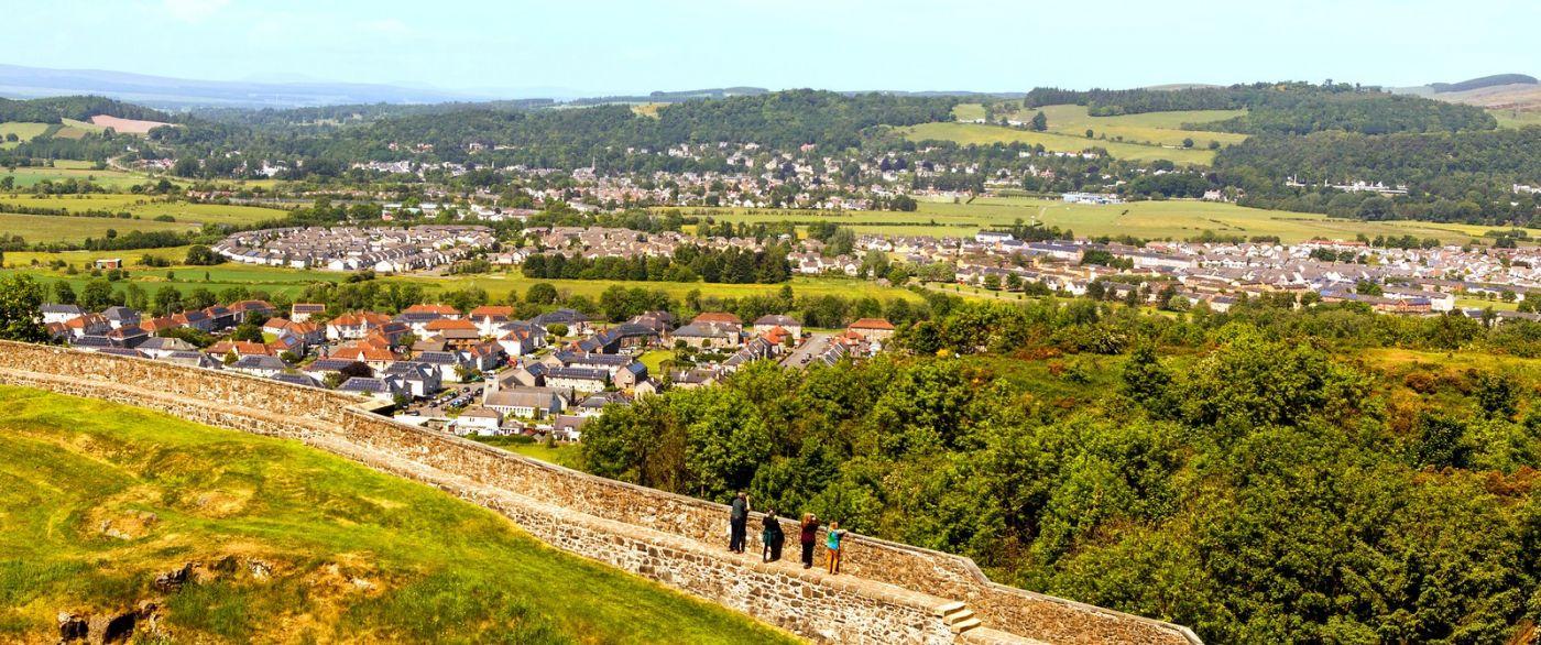 苏格兰斯特灵城堡,城内城外_图1-17