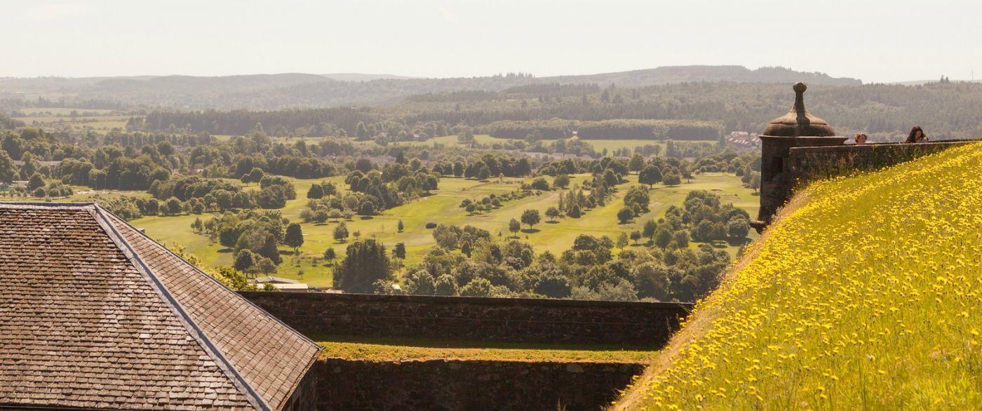 苏格兰斯特灵城堡,城内城外_图1-20