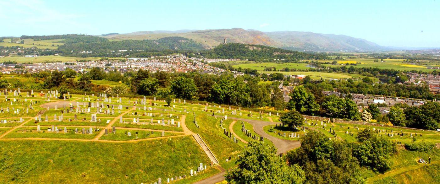苏格兰斯特灵城堡,城内城外_图1-23