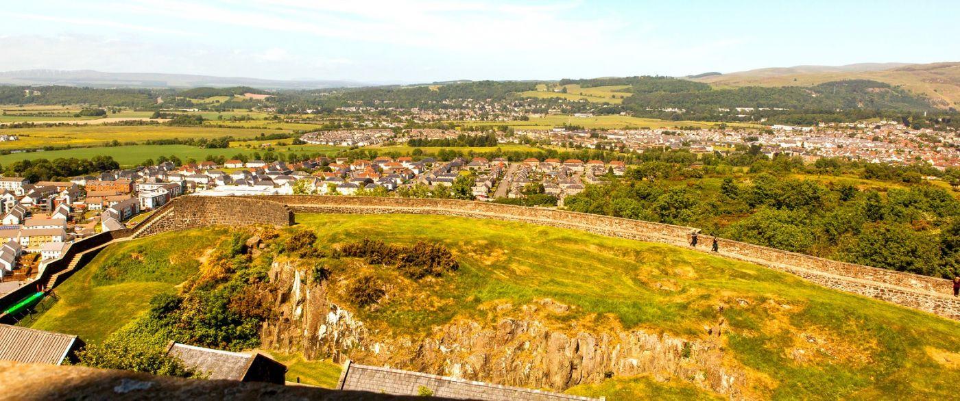 苏格兰斯特灵城堡,城内城外_图1-28
