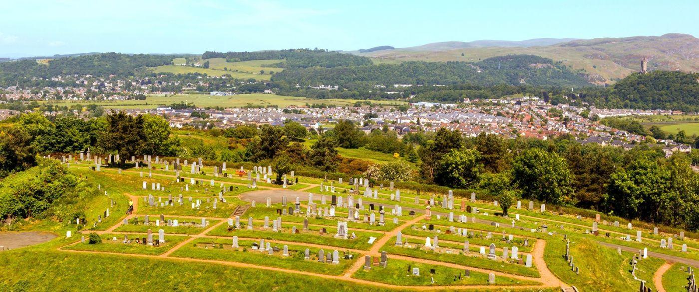 苏格兰斯特灵城堡,城内城外_图1-30