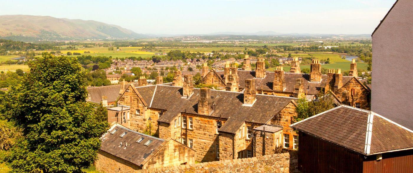 苏格兰斯特灵城堡,城内城外_图1-31