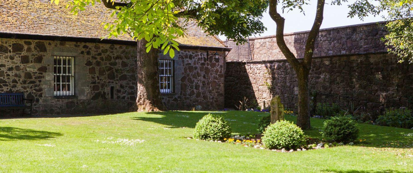 苏格兰斯特灵城堡,城内城外_图1-36